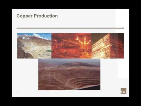 CBSA Webinar: Introduction to Copper and Copper Alloys
