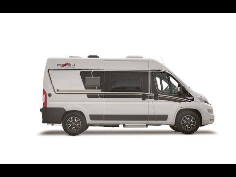Modern interpretation of classic small campervan : Malibu 540