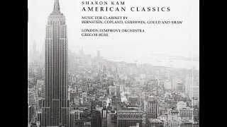 Aaron Copland - Concerto For Clarinet (American Classics - Sharon Kam)