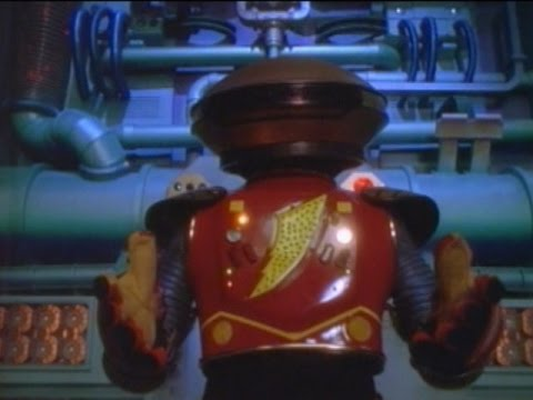 Power Rangers Zeo - A Zeo Beginning - The Power Chamber and Machine Empire