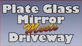 Smashing Things With Joseph: 6 Plate Glass Mirror