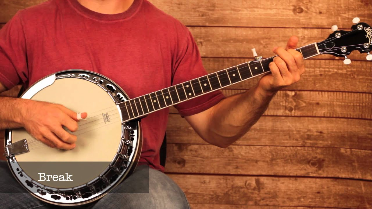 Mumford and sons i will wait banjo lesson with tab youtube hexwebz Images