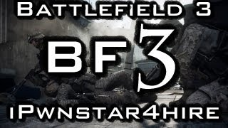 Battlefield 3 - PC vs Console BF3 870 Gameplay