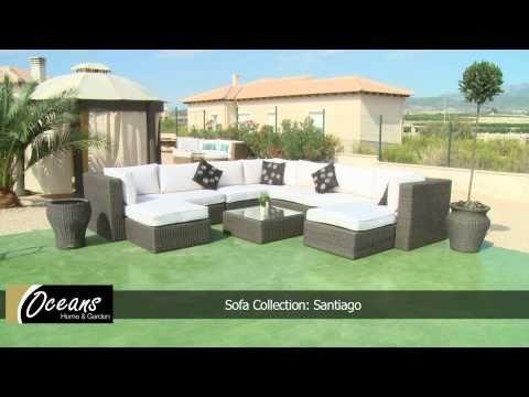 [Oceans] Sofa Collection- Santiago