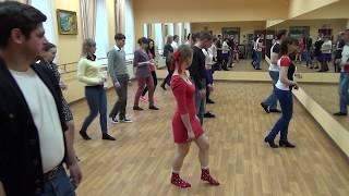 Бесплатный урок по сальсе от Chilli Dance Studio от 21.04.2015