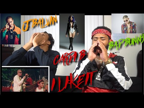 Cardi B, Bad Bunny & J Balvin - I Like It [Official Music Video] | FVO Reaction