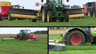 Cutting silage 2016 ROC RT 1000/Fendt/Kuhn