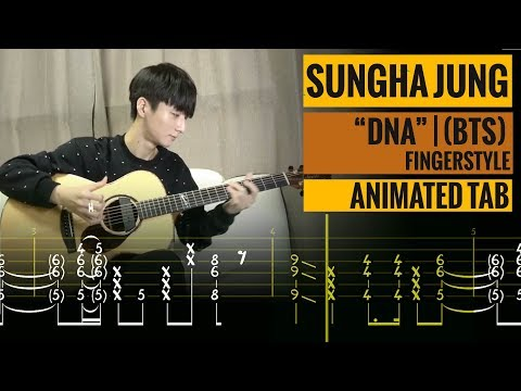 Sungha Jung You Belong With Me Tabs