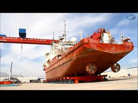 Baku Shipyard LLC ship repair projects