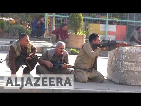 Blasts, gunfire as ISIL attacks Iraq's Kirkuk