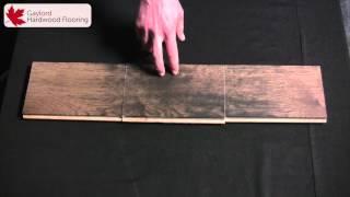 Reasons For Width Variation in Hardwood Flooring
