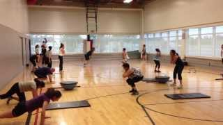 Kablouey Land Training! (superfit Body Boot Camp West Island)