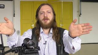 Работа с камерой Panasonic HC-V760 - настройка, подключение микрофона, съемка блога, интервью.