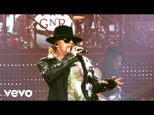 Guns N' Roses - Chinese Democracy (Live)