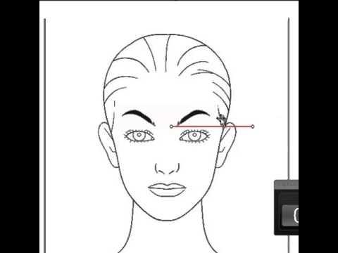 Basic Eyebrow Arching Cosmetology 10