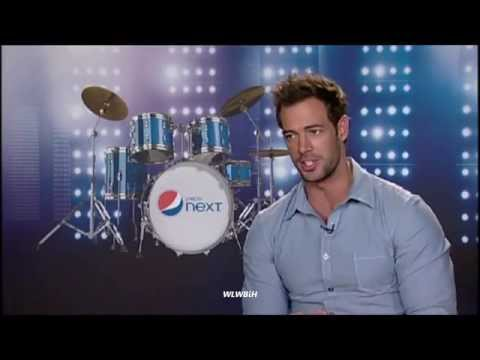 Latin Superstar William Levy @willylevy29 New Face for Pepsi Next