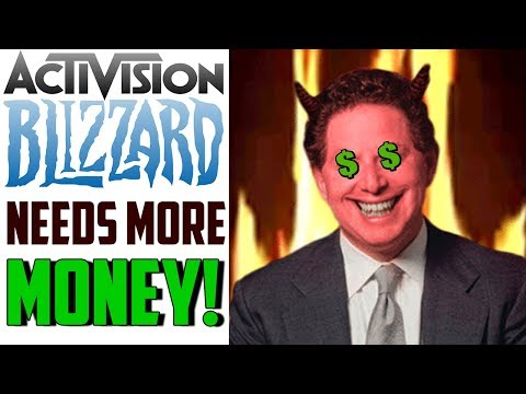 Activision Blizzard Aims To Become The Worst Company In Gaming