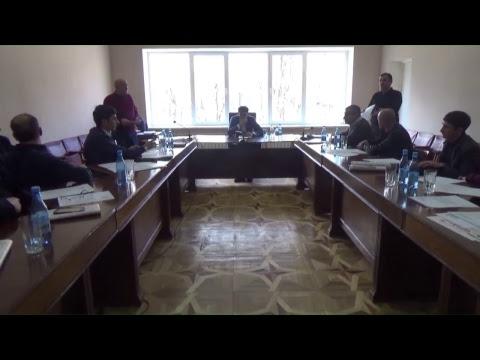 Գորիս համայնքի ավագանու նիստ 12.02.2019