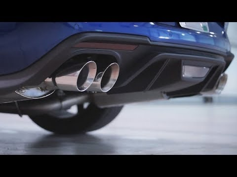 2018 Ford Mustang Exhaust: Redline Series