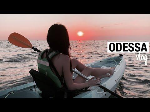 VLOG: 2 суток без сна, особенный рассвет, Одесса 2020