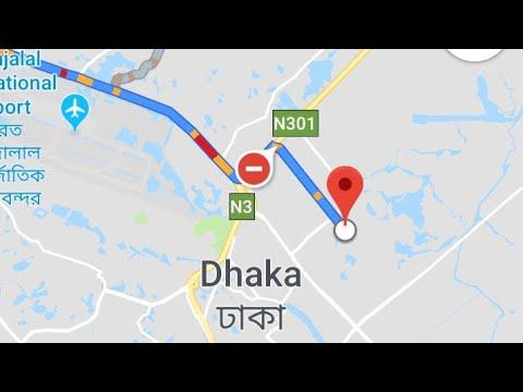 কিভাবে গুগোল ম্যাপ ব্যাবহার করতে হয়    How To Use Google Maps    SHANTO'S BLOG