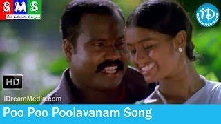 SMS Movie Songs - Poo Poo Poolavanam Patalapallaki Le Song - Abhinayasri - Mumtaj - Kala Bhavan Mani