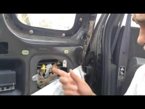 Truck door latch diy fix tutorial