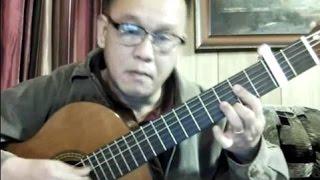 Suối Tóc (Văn Phụng) - Guitar Cover by Hoàng Bảo Tuấn