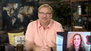 Rick Warren Interview With Ashley Smith of Captive Movie