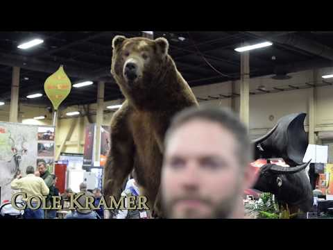 GrizzlyStik Interview with Cole Kramer at SCI