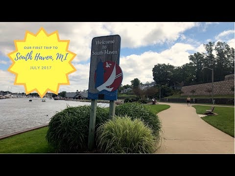 Trip to South Haven, Michigan July 2017