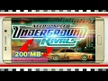 😲🏎NEED FOR SPEED UNDERGROUND RIVALS✌ONLY 200MB🎮FOR PPSSPP+OFFICIAL TRAILER😲👉DOWNLOAD NOW!!!👇😲