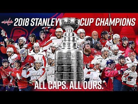 All Washington Capitals 2018 Playoff Goals