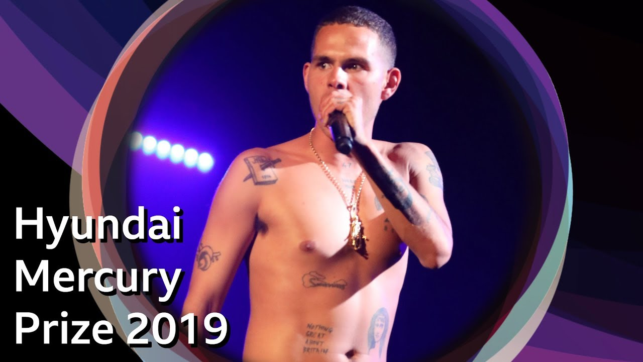 slowthai - Doorman (Hyundai Mercury Prize 2019)