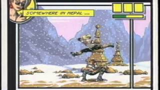 Comix Zone Trailer 1995