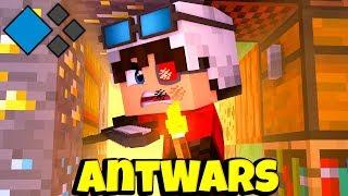 БИТВА МУРАВЬЕВ Я ВЕРНУЛСЯ! Minecraft Ant Wars