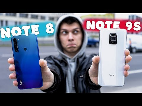 🔴 Redmi Note 9S VS Note 8 - СРАВНЕНИЕ / ВЫБОР НЕ ТАК ОЧЕВИДЕН