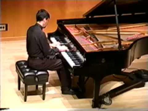 La cumparsita Alejandro Cremaschi, piano