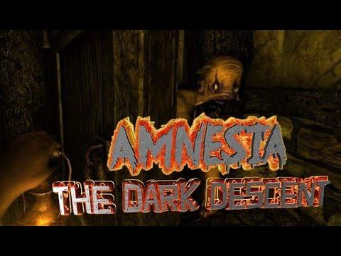 Amnesia: The Dark Descent ► УЖАСТИК НА НОЧЬ ГЛЯДЯ
