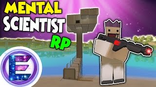 MENTAL Scientist RP - I have a BIG boy gun ! - Unturned Roleplay ( Funny moments )