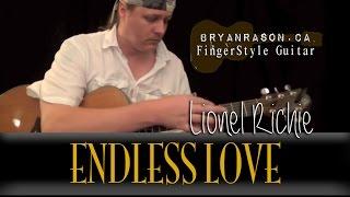 (Lionel Richie) Endless Love - Bryan Rason - Acoustic Guitar