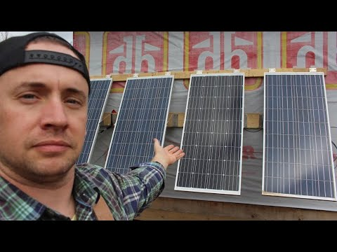How My Off Grid Solar Works!