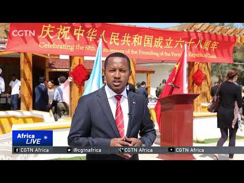 Somalia hosts China Day anniversary