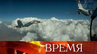 Учения российской авиации и флота будут проводиться в Средиземном море на постоянной основе.