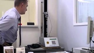 Испытание трубы Rehau PE Xa на разрыв(Испытание на разрыв Rehau Rautitan., 2014-04-24T12:08:12.000Z)