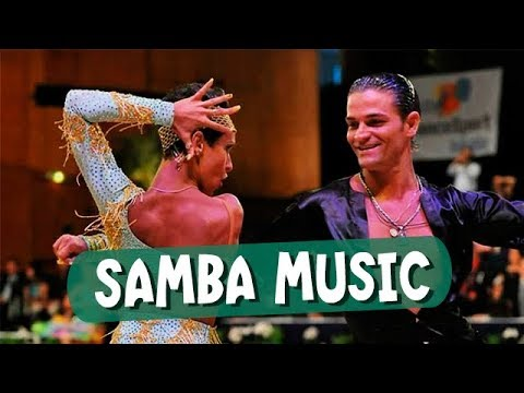 ► Samba music. Ballroom dancing music
