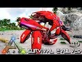 ARK: SURVIVAL EVOLVED - NEW ALPHA DEFENCE UNIT & ARGENTAVIS !!! | PRIMAL FEAR ISO CRYSTAL ISLES E10