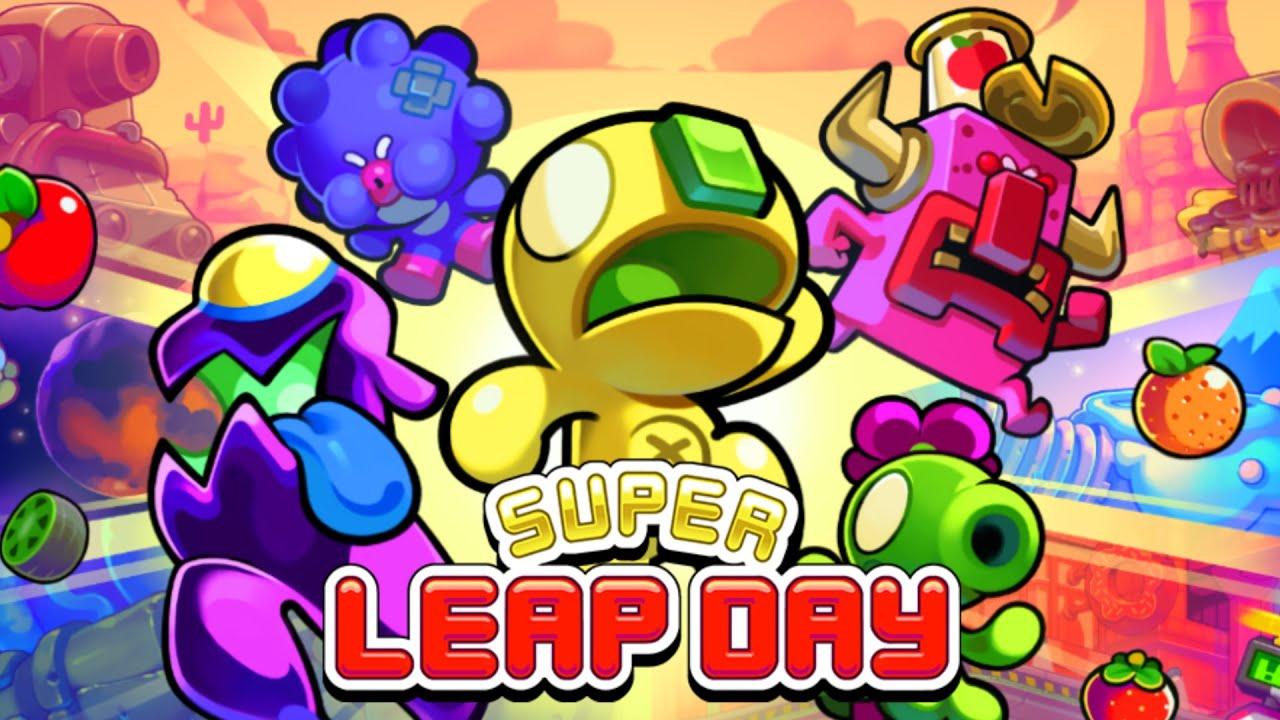 Super Leap Day - Launch Trailer