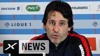 "Unai Emery: ""Julian Draxler hilft uns besser zu werden"" | Paris Saint Germain | Ligue 1"