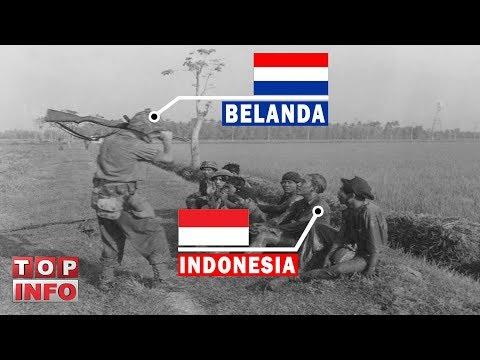6 HAL YANG DIBERIKAN BELANDA SAAT MENJAJAH INDONESIA